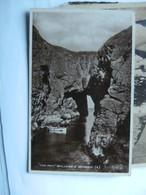 Schotland Scotland Bullesr O Buchan The Pot With Boat Near Aberdeen - Aberdeenshire