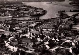 CPSM - CHATILLON-en-VENDELAIS - Bourg Et L'étang ... Vue Du Ciel - Other Municipalities