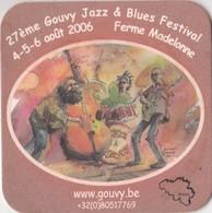 Jazz En Blues Festival 2006 Gouvy - Sous-bocks