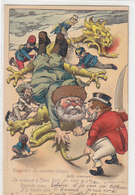 Dissection Du Monstre Chinois - Litho - 1900          (190622) - Entertainment