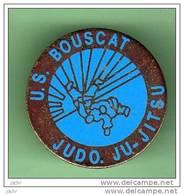 JUDO JU-JITSU *** BOUSCAT *** 1023 - Judo