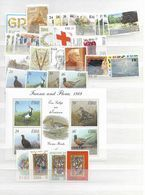 1989 MNH Ireland, Eire, Irland Year Collection, Postfris - Irlanda
