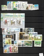 1991 MNH Ireland, Year Collection, Including The High Value Definitives - Irlanda
