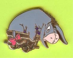 Pin's BD Disney Train Bourriquet (Winnie L'Ourson) - 10Y14 - Disney