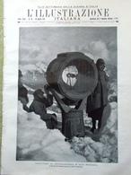 L'illustrazione Italiana 30 Aprile 1916 WW1 Marsiglia Marchetti Pirandello Nero - Guerra 1914-18