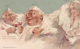 Illustrateur F.KILLINGER - ZÜRICH N° 114- E Mam Ohne Danen... - Illustratori & Fotografie