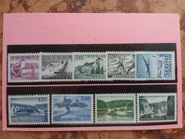 FINLANDIA 1960/1970 - Lotticino Nuovi ** + Spese Postali - Finlandia