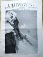 L'illustrazione Italiana 28 Maggio 1916 WW1 Conca Plezzo Adamello Aquileia Alpi - Guerra 1914-18