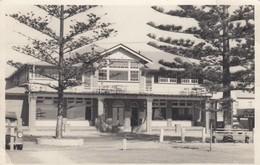 RP: COOLANGATTA , Gold Coast , QLD , Australia , 1957 ; Beach House - Gold Coast