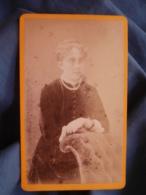 Photo CDV Martin à Montpellier - Jeune Femme,  Circa 1880 L447A - Fotos