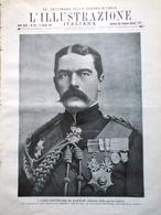L'illustrazione Italiana 11 Giugno 1916 WW1 Statuto Giraldi Lord Kitchener Roma - Guerra 1914-18