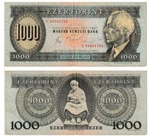 Hongrie 1000 Forint - Hungary
