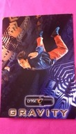 LYNX GRAVITY   AXE - Perfume Cards