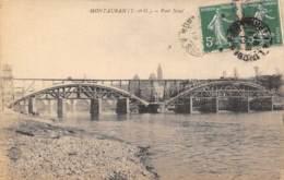 TARN ET GARONNE  82  MONTAUBAN      PONT NEUF - TRAVAUX - CONSTRUCTION - Montauban