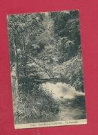 C.P. Ethe    = Parc  De La CLAIRE-EAU  : La Cacade - Virton