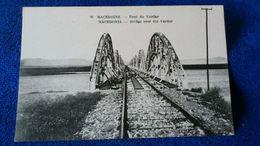 Bridge Over The Vardar Macedonia - Macedonia