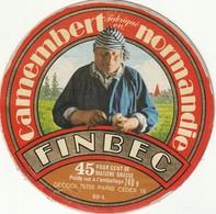 50 L - Camembert Finbec - Cheese