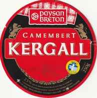 35 - Camembert Kergall - Cheese