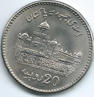 Pakistan - 20 Rupees - 2013- 100th Anniversary Of Peshewar Islamic College - KM74 - Pakistan