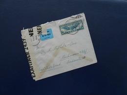 USA - Air Mail Letter From N.Y. To Neuhausen (Switzerland) -  DEC 1940 - United States