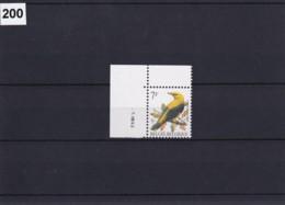 Belgique Andre Buzin Birds COB:2476-MNH-**-07-08-92 - 1985-.. Pájaros (Buzin)