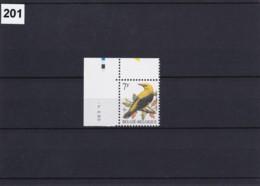 Belgique Andre Buzin Birds COB:2476-MNH-**-04-10-95 - 1985-.. Oiseaux (Buzin)