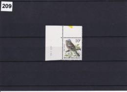 Belgique Andre Buzin Birds COB:2351-MNH-**-23-01-90 - 1985-.. Oiseaux (Buzin)