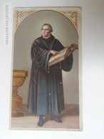 E0349 LITHO  Martin Luther - Size 15,5 X 9 Cm  Ca  1870 - Estampes & Gravures