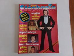 """Revue """" Nouveau Stéphanie """" N° 39, 1978, Sylvie Vartan, Sheila, Gérard Lenorman ... - People"""