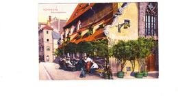 POSTCARD-GERMANY-NURENBERG-RESTAURANT-SEE-SCAN - Nuernberg