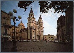 °°° Cartolina N.51 Luci E Colori Della Sicilia Tramonto Viaggiata °°° - Acireale