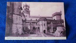 Esplanada Do Castello Da Pena Cintra Portugal - Altri