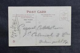ROYAUME UNI - Carte Postale De L 'Hôtel Russel De Londres Pour Soldat Au SP 14 En 1916 - L 33163 - Marcophilie