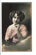 CPA - Carte Postale -Pays Bas - Une Jeune Femme Pensive-VM3897 - Vrouwen