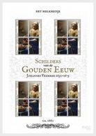 "Saba - Postfris / MNH - Sheet Schilders, Vermeer ""Het Melkmeisje"" 2019 - Curaçao, Antilles Neérlandaises, Aruba"