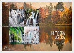 Kroatië / Croatia - Postfris / MNH - Sheet Toerisme 2019 - Croatie