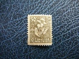 Lietuva Lithuania Litauen Lituanie Litouwen # 1921 MH # Mi.92 - Litauen