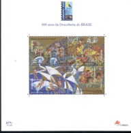 Por. Block 159 Entdeckung Brasiliens ** MNH Postfrisch - Blocks & Kleinbögen