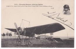 Aviation - Monoplan Sommer Piloté Par Bathiat - ....-1914: Précurseurs