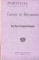 Paris Exposition Coloniale 1931 : PORTUGAL / MOçAMBIQUE : Port, Phares, Navigation  (PPP11013) - Old Paper