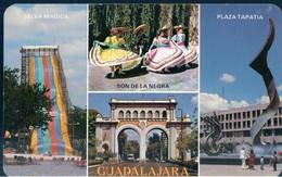 POSTAL GUADALAJARA - A CITY THAT COMBIES TRADITION AND MODERNITY - TARJETAS PERMACOLOR - MEXICO - México