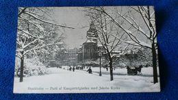 Stockholm Parti Af Kungsträdgården Med Jakobs Kyrka Sweden - Svezia