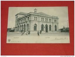 CHARLEROI  - La Poste  -  1906 - Charleroi