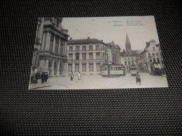 Bruges Brugge  : Place Du Thêatre   -   Tram - Brugge