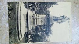 CPA. ANVERS - LE MONUMENT JORDAENS - NON écrite - BELGIQUE - Belgique