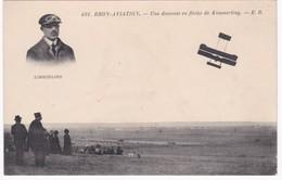 BRON Aviation - Une Descente En Flèche De Kimmerling - Meetings