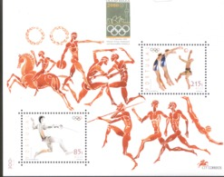 Por. Block 164 Olympische Sommerspiele ** MNH Postfrisch - Blocks & Kleinbögen