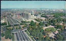 POSTAL HOLANDA - ROTTERDAM - GEZICHT OP HET CENTRUM - VIEW OF THE CITY - KRUGER - Rotterdam