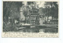 Reuilly Moulin De La Ferté - France