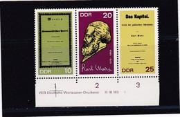 DDR, W ZD 195 DV** (K 4152c) - Ungebraucht